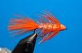 15114 Мушка стример Ice Cone Orange