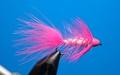 15115 Мушка стример Ice Cone Pink