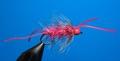 15125 Мушка стример Hot Head Bugger Pink