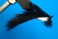 15131 Мушка стример Zonker Black
