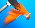 15132 Мушка стример Zonkeer Orange