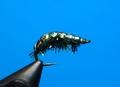 14207 Мушка нимфа Cactus Tangloppe Olive