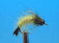 14052 Мушка нимфа Caddis Larva Olive