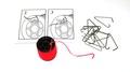70089 Зажим для крепления намоточных материалов Material Locking Device UNI-Lock