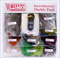 53027 Набор перьев Introductory Hackle Pack