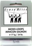 10425 Соединительные петли-конекторы RM Minicon Salmon Loops