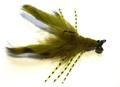 15032 Мушка имитация речного рака Crawfish Olive