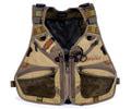 70298 Жилет Marabou Vest Waxed Canvas