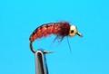 14215 Мушка нимфа ручейника GH Caddis Larva Burnt Orange