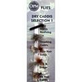 20041 Набор мушек Dry Caddis Selection #1