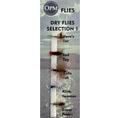 20043 Набор мушек Dry Flies Selection #1