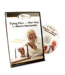 92012 DVD ''Tying Flies on a Norvise with Norm Norlander''
