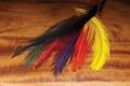 53216 Перо страуса нанду Rhea Feather Grade #2