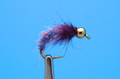 14241 Мушка нимфа куколка ручейника GH TubBody Caddis Pupa Ice