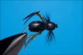 11136 Сухая мушка Black Cricket