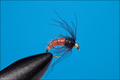 14324 Мушка нимфа CDC Dark Buzzer