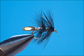 13156 Мокрая мушка HW-Delphi Silver JC