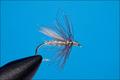 13159 Мокрая мушка Grey Gnat Wet