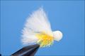 15278 Мушка стример Floozy White Orange
