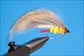 15288 Мушка стример Rabbit Yellow