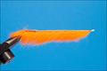 15304 Мушка стример Snake Orange