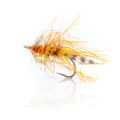 16098 Кумжевая мушка Polar Chenille Shrimp Orange