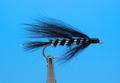16180 Кумжевая мушка Solvraeven Black