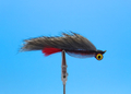 15354 Мушка стример Bruce's Eastern Baitfish Shad Fry Keel Dumbbell