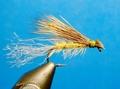 11003 Сухая мушка имитация ручейника  Elkwing Caddis