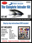 59520 Набор для вязания мушек The Complete Intruder Kit