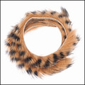 52417 Мех кролика Black Barred Rabbit Fur Zonker