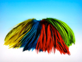 53289 Перья петуха Attractor Neck Hackle