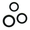 10847 Колечки для соединения поводка и подлеска Tippet Rings