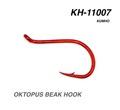 60232 Крючок одинарный KH-11007 OCTOPUS BEAK HOOK