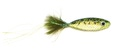 15361 Мушка стример Wiebe's Totally Tubular Fly Mackerel/Floating Green Back
