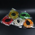 52228 Плетеная трубка Mylar Pearl Tubing
