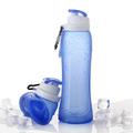 81425 Складная бутылка Foldable Water Bottle