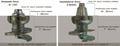 70614 Твердосплавные шипы Screw-In Traction Studs