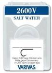 60557 Крючок одинарный 2600V Saltwater