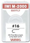 60560 Крючок одинарный IWI M-2000 Mayfly