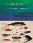 91013 Книга Art Lingren ''Contemporary Fly Patterns of British Columbia''