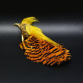 53317 Перо золотого фазана Golden Pheasant Complete Head