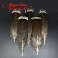 53321 Перо индюка Turkey Tail Feathers