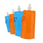 81438 Складная бутылка Foldable Water Bottle