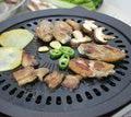 81440 Жарочная поверхность Smokeless Indoor BBQ Grill