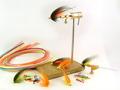 41001 Тиски для вязания мушек на трубках  Tubefly vise