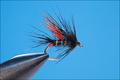 11080 Сухая мушка Sedge - Sedgehog Bibio