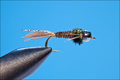 14152 Мушка нимфа Tungsten-Bead Flash Pheasant Tail