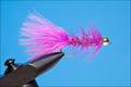 15045 Мушка стример Bead Head New Age Bugger Summer Run Purple