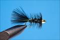15048 Мушка стример Cone Head Bugger Black Pearl